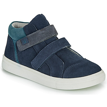 Παπούτσια Αγόρι Ψηλά Sneakers André UBUD Marine