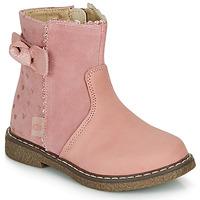 Παπούτσια Κορίτσι Μπότες André MYA Ροζ