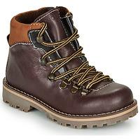 Παπούτσια Αγόρι Μπότες André REMY Brown