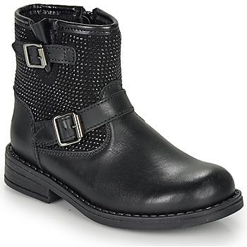 Παπούτσια Κορίτσι Μπότες André CYDRINE Black