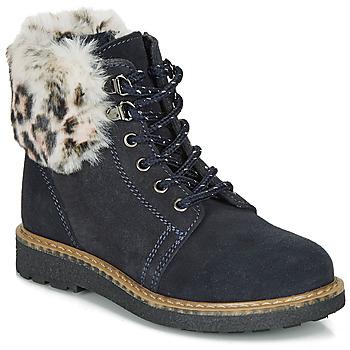 Παπούτσια Κορίτσι Μπότες André CHATAL Marine