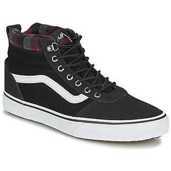 Παπούτσια Άνδρας Ψηλά Sneakers Vans WARD NR MON Black