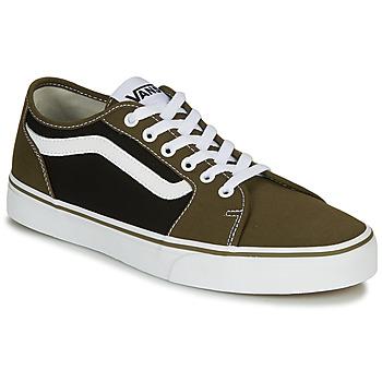 Xαμηλά Sneakers Vans WARD MN KAKI