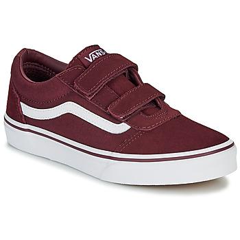 Xαμηλά Sneakers Vans WARD JU VL BDX