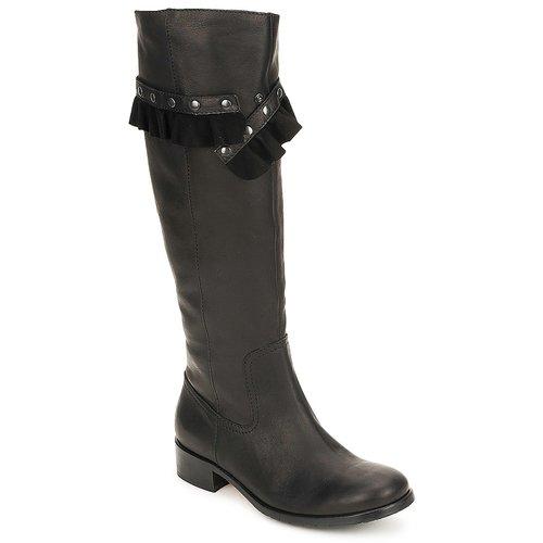 Παπούτσια Γυναίκα Μπότες για την πόλη Moschino Cheap & CHIC CA2601 Black