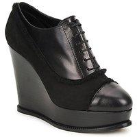 Παπούτσια Γυναίκα Χαμηλές Μπότες Moschino Cheap & CHIC CA1014 Black