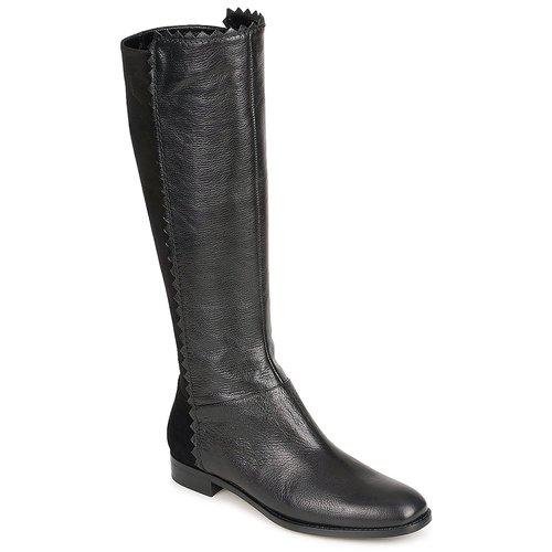 Παπούτσια Γυναίκα Μπότες για την πόλη Moschino Cheap & CHIC CA2612 Black