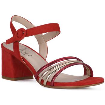 Παπούτσια Γυναίκα Σανδάλια / Πέδιλα Priv Lab SANDALO 1577 Rosso