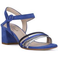 Παπούτσια Γυναίκα Σανδάλια / Πέδιλα Priv Lab SANDALO 969 Blu