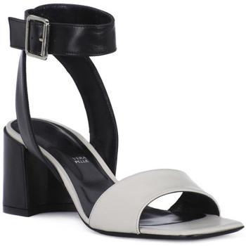 Παπούτσια Γυναίκα Σανδάλια / Πέδιλα Priv Lab MILK SANDALO Bianco