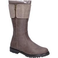 Παπούτσια Κορίτσι Μπότες για την πόλη It's For You BR544 Μπεζ