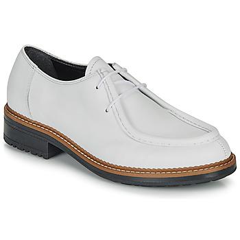 Παπούτσια Γυναίκα Derby André ETIENNE Άσπρο
