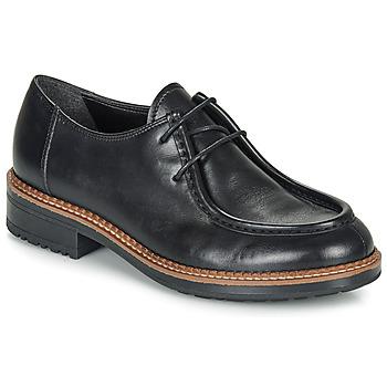 Παπούτσια Γυναίκα Derby André ETIENNE Black