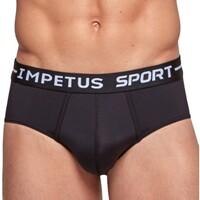 Εσώρουχα Άνδρας Slips Impetus Sport 0036B87 020 Black