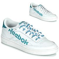 Παπούτσια Γυναίκα Χαμηλά Sneakers Reebok Classic CLUB C 86 Άσπρο / Μπλέ