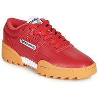 Παπούτσια Χαμηλά Sneakers Reebok Classic WORKOUT RIPPLE OG Red / Άσπρο
