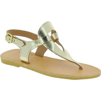 Παπούτσια Γυναίκα Σανδάλια / Πέδιλα Attica Sandals ARTEMIS CALF GOLD oro