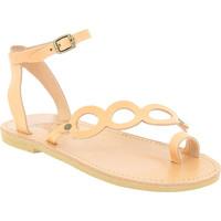 Παπούτσια Γυναίκα Σανδάλια / Πέδιλα Attica Sandals APHRODITE CALF NUDE Nudo
