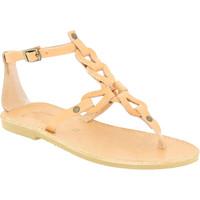 Παπούτσια Γυναίκα Σανδάλια / Πέδιλα Attica Sandals GAIA CALF NUDE Nudo