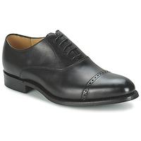 Παπούτσια Άνδρας Richelieu Barker BURFORD Black