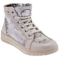 Παπούτσια Κορίτσι Ψηλά Sneakers Laura Biagiotti  Άσπρο