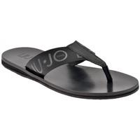Παπούτσια Άνδρας Σαγιονάρες Liu Jo  Black