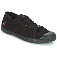 Παπούτσια Γυναίκα Χαμηλά Sneakers Le Temps des Cerises BASIC 02 MONO Black