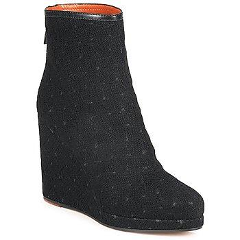 Παπούτσια Γυναίκα Μποτίνια Missoni TONSU Black
