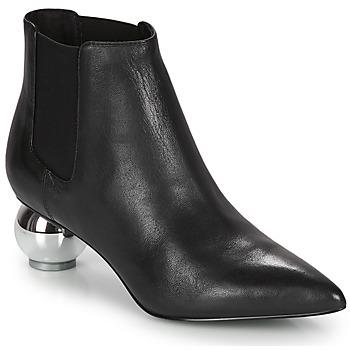 Παπούτσια Γυναίκα Μποτίνια Katy Perry THE DISCO Black
