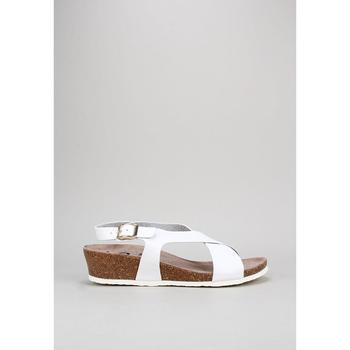 Παπούτσια Γυναίκα Σανδάλια / Πέδιλα Senses & Shoes  Άσπρο