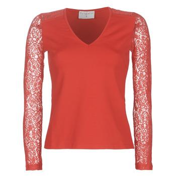 Υφασμάτινα Γυναίκα Μπλούζες Moony Mood LANELORE Red