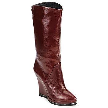 Παπούτσια Γυναίκα Μποτίνια Fabi FD9737 BORDEAUX