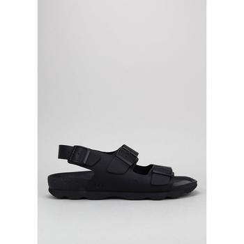 Παπούτσια Σανδάλια / Πέδιλα Senses & Shoes  Black
