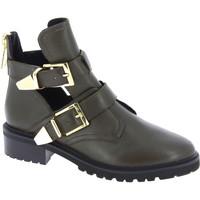Παπούτσια Γυναίκα Μποτίνια Steve Madden 91000599 10001 05025 Cachi