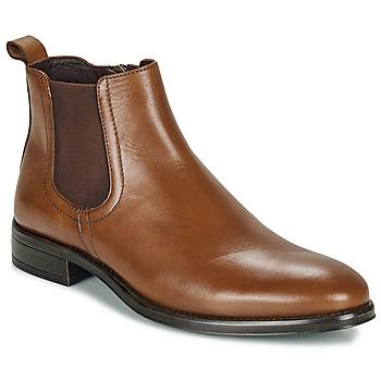 Παπούτσια Άνδρας Μπότες André NORLAND Cognac