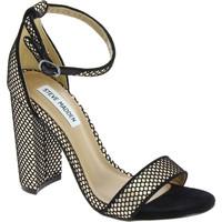 Παπούτσια Γυναίκα Σανδάλια / Πέδιλα Steve Madden 91000899 09027 01064 nero