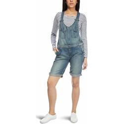 Υφασμάτινα Γυναίκα Ολόσωμες φόρμες / σαλοπέτες Lee L326OECY blue