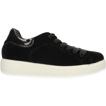 Παπούτσια Γυναίκα Χαμηλά Sneakers IgI&CO 87701 Black