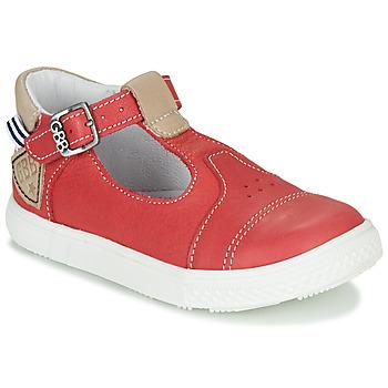 Παπούτσια Αγόρι Ψηλά Sneakers GBB ATALE Red