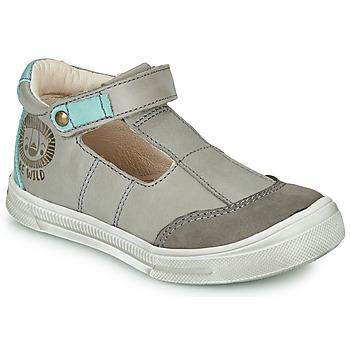 Παπούτσια Αγόρι Χαμηλά Sneakers GBB ARENI Grey
