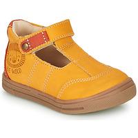 Παπούτσια Αγόρι Χαμηλά Sneakers GBB ARENI Orange