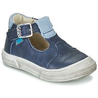 Παπούτσια Αγόρι Ψηλά Sneakers GBB DENYS Μπλέ