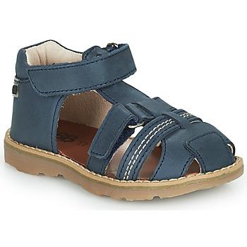Παπούτσια Αγόρι Σανδάλια / Πέδιλα GBB SEVILLOU Μπλέ