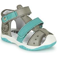 Παπούτσια Αγόρι Σανδάλια / Πέδιλα GBB EUZAK Grey / Μπλέ