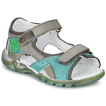 Παπούτσια Αγόρι Σανδάλια / Πέδιλα GBB EROPE Grey / Μπλέ