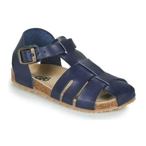 Παπούτσια Αγόρι Σανδάλια / Πέδιλα GBB FREDERICO Μπλέ
