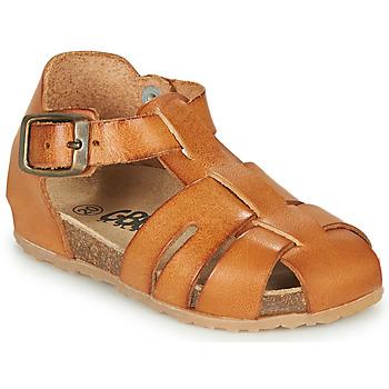 Παπούτσια Αγόρι Σανδάλια / Πέδιλα GBB FREDERICO Cognac