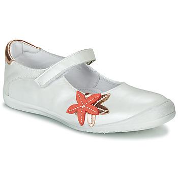 Παπούτσια Κορίτσι Μπαλαρίνες GBB EMILIETTE Άσπρο