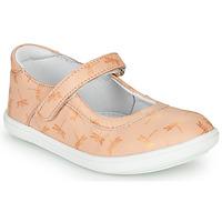 Παπούτσια Κορίτσι Μπαλαρίνες GBB PLACIDA Ροζ