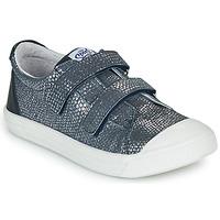 Παπούτσια Κορίτσι Χαμηλά Sneakers GBB NOELLA Marine